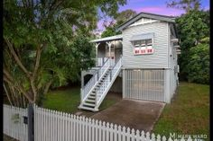 After nearly 10 years of successfully selling properties in Brisbane South, the Mark Ward Property team established a community-minded business in the heart of Salisbury in December Double Garage Door, Character Home, Large Homes, First Home, Bedroom Inspiration, The Hamptons, Period, Modern Design, Shed