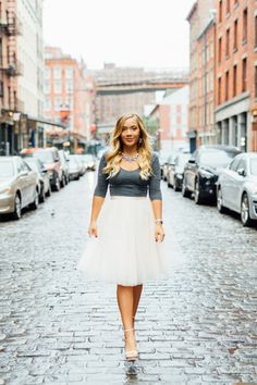 adriana- new york city — stephanie sunderland, New York City Senior Photographer, New York Photographer, Fine art Photographer, Cute Senior Photos, Senior Photo outfits, Tulle Skirt, City Style, Natural posing, Pretty Senior Pictures.
