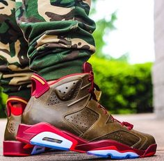 timeless design 80f12 30268 Love the cigars and those camo joggers. alexa · Shoe game · air jordan 6 ...