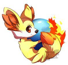 Fennekin Firefox