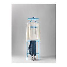 MULIG Indossatore - blu - IKEA