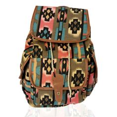Kangasreppu -Aztec Kuvio | Cybershop Wild Spirit, Aztec, Autumn Fashion, Summer, Bags, Style, All The Pretty Horses, Handbags, Swag