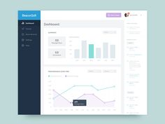362 Best Dashboard Application UI images in 2017 | Dashboard Design