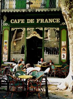 Cafe de France | Flickr - Photo Sharing!