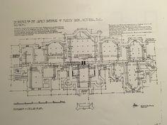 Hatley Castle - basement