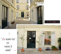 Rue des Dames - Les Batignolles. 17ème.
