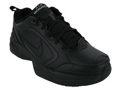 Mens Nike Air, Nike Men, Men's Shoes, Nike Shoes, Nike Air Monarch, Training Shoes, Shoes Online, Sneakers Fashion, All Black Sneakers