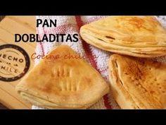 DOBLADITAS PAN – Cocina Chilena Mexican Food Recipes, My Recipes, Baking Recipes, Cookie Recipes, Ethnic Recipes, Torta Chilena Recipe, Chilean Recipes, Empanadas, Sin Gluten