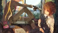 Image result for gunslinger girl anime