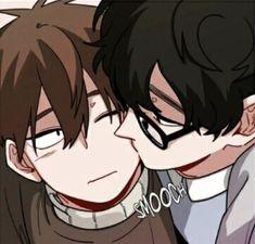 Manga Anime, Anime Fnaf, Manhwa Manga, Anime Art, Fanart, Business Stickers, Cute Anime Wallpaper, Manga Love, Bishounen