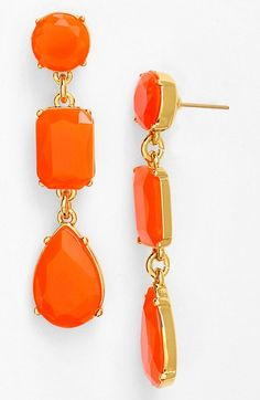Kate Spade drop earrings http://rstyle.me/n/jcvuhr9te