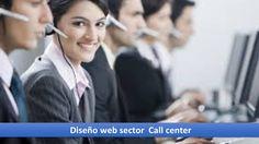 Diseño web para call centers