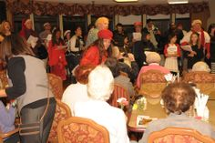 Singing to the Elderly