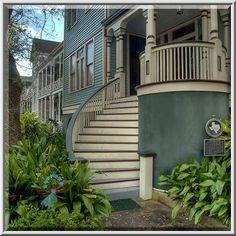 Maud Moller House, Galveston, Texas