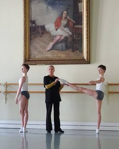 Boys in Auditions in the Vaganova Ballet Academy.