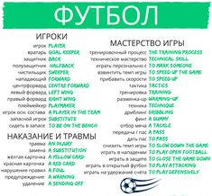 Learn Russian, Russian Language, Vocabulary, Learning, Words, Languages, English People, Studying, Teaching