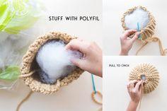 Fall Color Schemes, Pumpkin Pictures, Crochet Pumpkin, Small Pumpkins, Crochet Home Decor, Half Double Crochet, Photo Tutorial, Craft Stores, Crochet Hooks