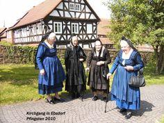Die Ebsdorfer und Dreihäuser Frauen #evangelisch #Marburg