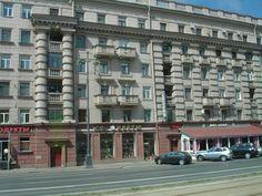 St. Petersburg-typical building