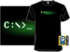 C:\> Shirt