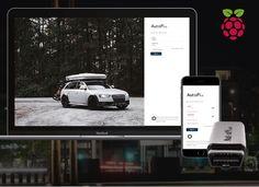 AutoPi.io, lleva el Internet de las Cosas a tu propio coche con Raspberry Pi#raspberrypi #diy #makers