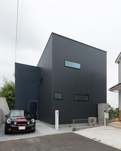 路地と桟(かけはし)の家   注文住宅なら建築設計事務所 フリーダムアーキテクツデザイン