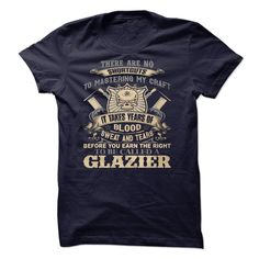 Best Glazier T-Shirts, Hoodies. GET IT ==►…