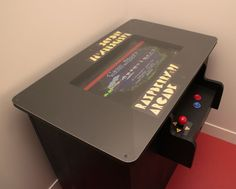 Raspberry Pi Arcade Table