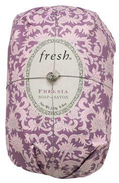 Love Fresh soap. The bar lasts so long!