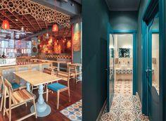 Divan Restaurant A Turkish Restaurant in Bucharests Old Town, Romania DesignRulz.com