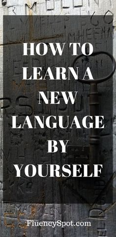 Learning languages by yourself can be triky, it's very important to stay motivated. I think you have already heard about it, of course, you need to know why you learn it, for traveling, for making friends or maybe another reason?