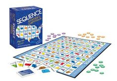 Sequence U.S. History and Geography Games & Puzzles (Just In Time for Thanksgiving)