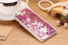 Pink Deluxe Quicksand Shell Hard Case Cover For For samsung A5 Mobile Phone #Unbranded