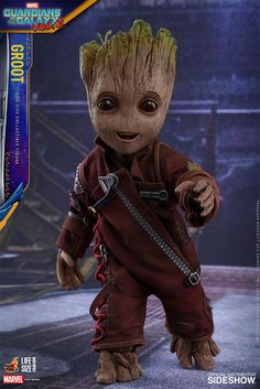 Marvel Groot Sixth Scale Figure by Hot Toys