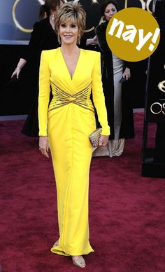 Jane-Fonda oscars 2013 versace mom to mom talk stylist franzy staedter