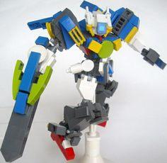 Lego Gundam Exia