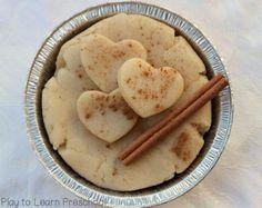 Apple Cinnamon Play Dough
