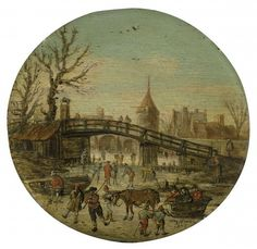 Jan van Goyen: Winter