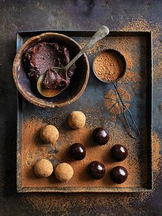 Cacao Bliss Balls | Donna Hay