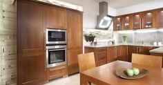 Kuchyňa Sykora Georgio čerešňa Kitchen Island, Kitchen Cabinets, Home Decor, Island Kitchen, Decoration Home, Room Decor, Cabinets, Home Interior Design, Dressers