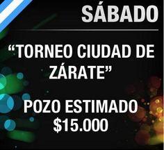 Sábado de $AR 10.000 garantizados en Pokerlogia