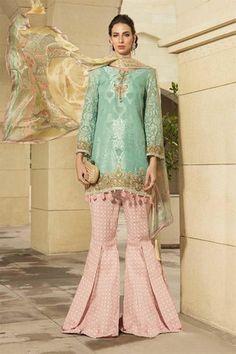 44fdbbee1f Maria B. Lawn Collection - 2019. Pakistani Lawn SuitsPakistani ...