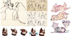 Enjoy a new collection of references for Character Design: Dogs. The collection contains illustrations, sketches, model sheets and tutorials…