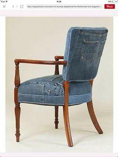 Linda silla en jeans