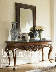27 Gorgeous Entryway - Entry Table Ideas Designed with Every Style | Entry tables Entrance table and Hall table decor & 27 Gorgeous Entryway - Entry Table Ideas Designed with Every Style ...