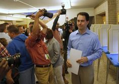 Scott Walker Gov. Walker survives recall in Wisconsin