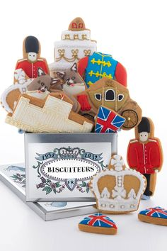 Great British Celebration; Wedding Theme Idea (BridesMagazine.co.uk)