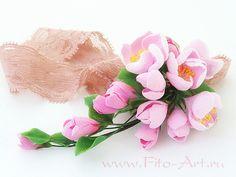 цветы из полимерной глины мк: 24 тыс изображений найдено в Яндекс.Картинках