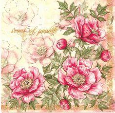 Fairies  design.Perfect for decoupage-115 4 single paper decoupage napkins