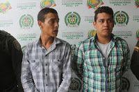 Noticias de Cúcuta: Capturados dos hombres por porte ilegal de armas y...